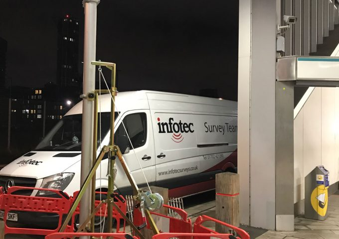 Infotec Van